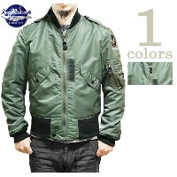 【 BUZZ RICKSON'S(バズリクソンズ) 】 L-2B FLIGHT JACKET [ TOPS APPAREL MFG.CO.,INC. ] 再入荷! [ BR11132 ] [...