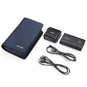 Anker PowerPack 【PowerCore+ 10050 QC3.0、PowerPort 4、PowerLine+ ライトニングUSBケーブル & Micro USBケーブル...