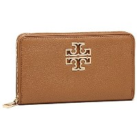 (トリーバーチ) TORY BURCH トリーバーチ 財布 TORY BURCH 29910 209 BRITTEN ZIP CONTINENTAL WALLET 長財布 BARK [並行輸入品]