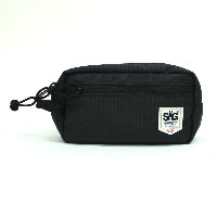 SAGLiFE サグライフ POUCH-S ポーチエス (BLACK)