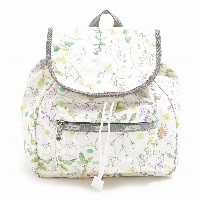 LeSportsac レスポートサック リュック 9808 SMALL EDIE BACKPACK D568 Fairy Garden [並行輸入商品]