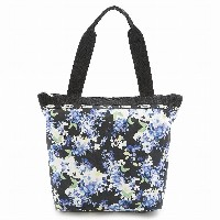 LeSportsac レスポートサック トートバッグ 2659 Small Hailey Tote D746 FLOWER CLUSTER [並行輸入商品]