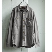 DOORS Lee×DOORS 別注 WORK SHIRTS GY【アーバンリサーチ/URBAN RESEARCH シャツ・ブラウス】