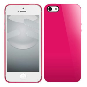 SwitchEasy NUDE for iPhone 5s/5 Fuchsia SW-NUI5-P