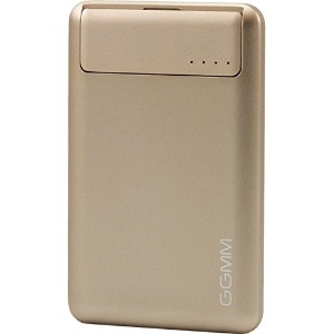 GGMM Streamliner(6000 mAh power bank) クローム DZ00207