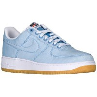 (取寄)ナイキ メンズ エアフォース 1 LV8 Nike Men's Air Force 1 LV8 Light Blue Light Blue White Gum Light Brown