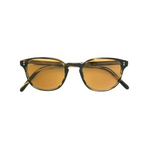 Oliver Peoples - Fairmont サングラス - men - アセテート - 49