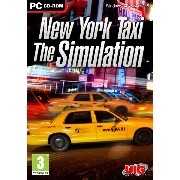 New York Taxi the simulation (PC) (輸入版)