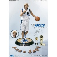 ENTERBAY 1/6 SCALE REAL MASTERPIECE COLLECTIBLE FIGURE NBA COLLETION DARK NOWITZKI (エンターベイ 1/6...