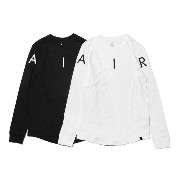 NIKE A.I.R. L/S TEE(ナイキ ジョーダン A.I.R. L/S Tシャツ)2色展開【メンズ】【ロンT】【US】17SP-I