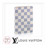 Louis Vuitton アズール COUVERTURE PASSEPORT パスポートケース Louis Vuitton(ルイヴィトン) バイマ BUYMA