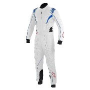 alpinestars(アルパインスターズ) K-MX 5 KART SUIT SILVER/BLUE/RED 52 3353015-196-52
