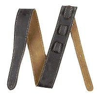 Fender フェンダー ストラップ Fender Road Worn strap -BLK