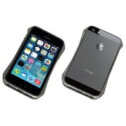【iPhone5/5S専用】CLEAVE ALUMINUM BUMPER AERO for iPhone5/5S(グラファイト)/Deff