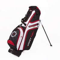 TITLEIST(タイトリスト) TVD ULTRA LIGHTWEIGHT STAND BAG - 38855 RED/BLACK/WHITE 並行輸入品