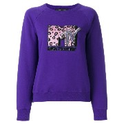 Marc Jacobs MTV x raglan sweatshirt