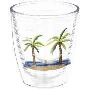 TERVIS Tumbler, 12-Ounce, Palm Trees and Hammock by Tervis