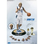ENTERBAY 1/6 SCALE REAL MASTERPIECE COLLECTIBLE FIGURE NBA COLLETION DARK NOWITZKI RM-1071 (エンターベイ...
