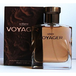 ORIFLAME Voyager Eau de Toilette Natural Spray For Him 75ml - 2.5oz