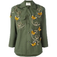 Night Market butterfly embroidered jacket