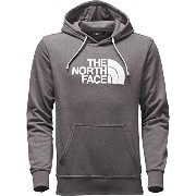 ノースフェイス The North Face Men's Half Dome Hoodie Pullover TnfMediumGreyHeatherTnfWhite XL [並行輸入品]