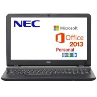【Win7・Win10 Pro選択】NEC VersaPro VF PC-VK22TFWL4SZN Windows7 Professional 32bit Core i5 2GB 500GB...