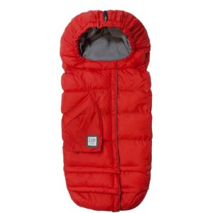 7A.M. ENFANT BLANKET 212 evolution ベビーカーフットマフ Red
