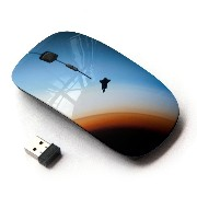 KOOLmouse [ ワイヤレスマウス 2.4Ghz 無線光学式マウス ] [ Endeavor Space Nature ]
