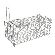 Fixman 196052 Rat Cage Trap, 300 mm by Silverline