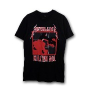 Metallica バンドTシャツ メタリカ Kill Em All Lighting Back S
