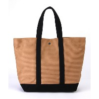 <Cabas> Tote M(N3) brown バッグ~~トートバッグ~~レディース トートバッグ