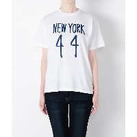 【SALE(三越)】<GMT(GENERAL MEAN TーSHIRT)> NY44(GM152010ー16SS) シロ レディースウエア~~その他トップス