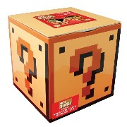Super Mario Bros Question Block Storage Tin by Paladone Products