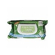 Seventh Generation Free and Clear Wipes 64 Wipes [並行輸入品]