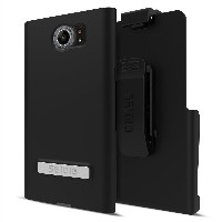 Seidio SURFACE with Metal Kickstand Case and Belt-Clip Holster Combo for the BlackBerry Priv -...