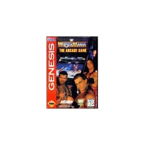 WWF Wrestlemania: The Arcade Game (輸入版)