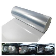 12 by 48 inches Self Adhesive Clear Bra Headlight Bumper Hood Paint Protection Film Vinyl Sheet...