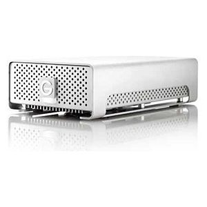 G-Technology G-RAID mini USB 3.0 1000GB Silver JP 0G02611