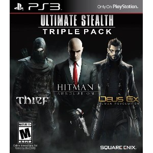 Ultimate Stealth Triple Pack (輸入版:北米) - PS3