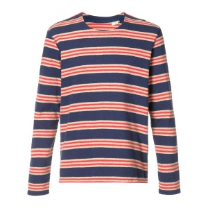 Levi's: Made & Crafted - ボーダー柄 Tシャツ - men - コットン - 1