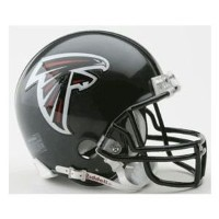 (リデル)Riddell NFL Atlanta Falcons Mini Replica ヘルメット -