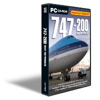 747-200 ready for push back (PC) (輸入版)