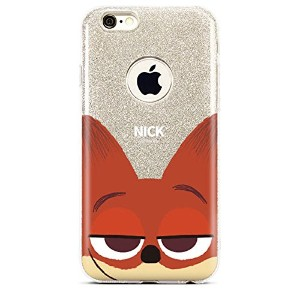 【iPhone6s / アイフォン6s 対応 ケース】 Gcase the Walt Disney Zootopia Chelsea Shiny Jelly Case ズートピア チェルシー...