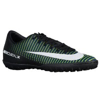 (取寄)ナイキ メンズ マーキュリアル ビクトリー 6 tr Nike Men's Mercurial Victory VI TF Black White Electric Green