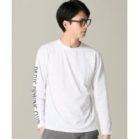 PARIS RUNNING CLUB/ Feel Fit C/N L/S【エディフィス/EDIFICE Tシャツ・カットソー】