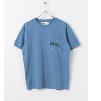 UR MHL.×URBAN RESEARCH 別注PRINTED JERSEY【アーバンリサーチ/URBAN RESEARCH Tシャツ・カットソー】