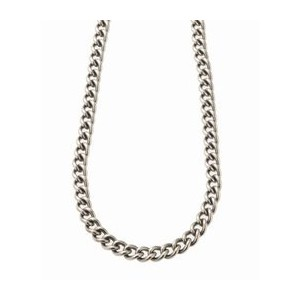 ANONYMOUS PRODUCT / アノニマスプロダクト: Curblink Chain Necklace【ジャーナルスタンダード/JOURNAL STANDARD ネックレス】