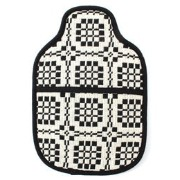 【LABOUR AND WAIT】H313 HOTWATER BOTTLE COVER BLK/ECR【ビショップ/Bshop その他(インテリア・生活雑貨)】