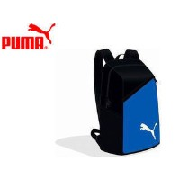 【nightsale】 PUMA/プーマ PMJ073418-3 PUMAPTRG Backpack Ball Net J (BK/プーマローヤル/ホワイト)