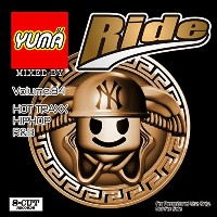 【DJ YUMA】RIDE Volume.84/HIP HOP R&B/MIX CD